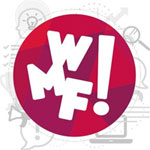 web marketing festival logo